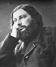 (Jean Désiré) Gustave Courbet (1819-1877) bio pic