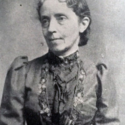 Jeanette Shepherd (Harrison) Loop (1840-1909)
