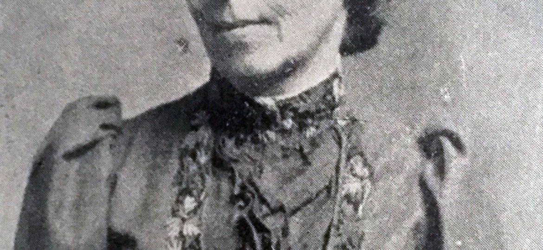 Jeanette Shepherd (Harrison) Loop (1840-1909)