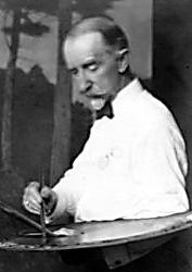 Charles Warren Eaton (1857-1937)
