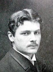 Dennis Miller Bunker (1861-1890)