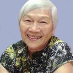 """Aline """"Mei Ki Kam"""" F Chow (1938-2019)"""