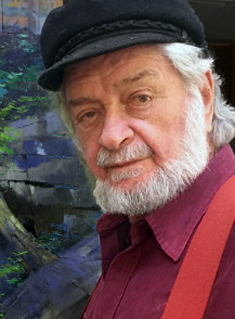 Albert George Handell (1937-)
